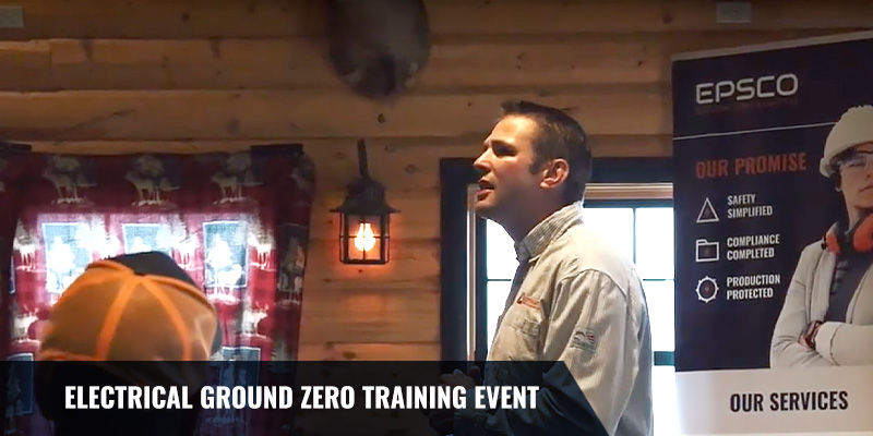 Electrical Ground Zero Training Series: Video