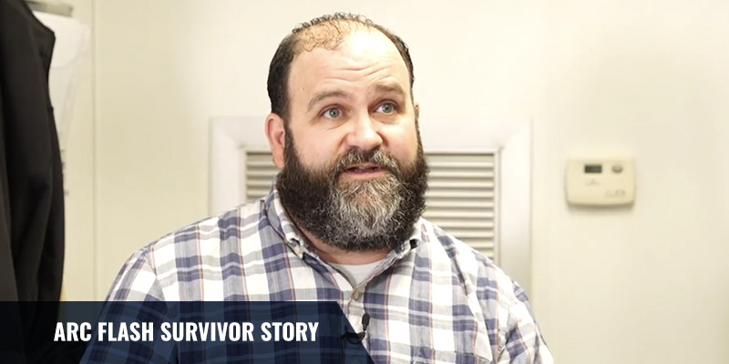 ARC Flash Survivor Story