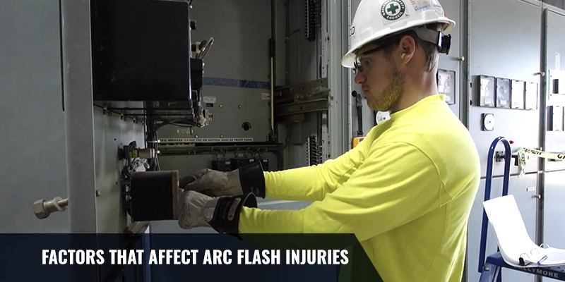 Factors That Affect Arc Flash Injuries