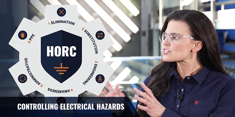 Controlling Electrical Hazards