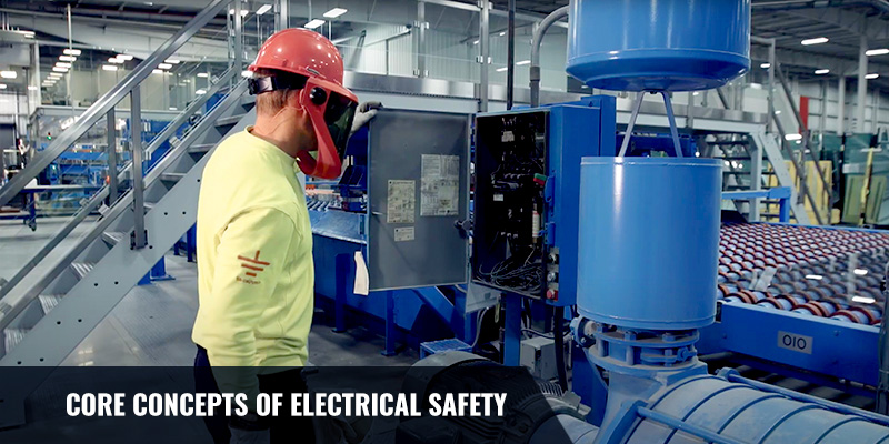 Core Concepts of Electrical Safety